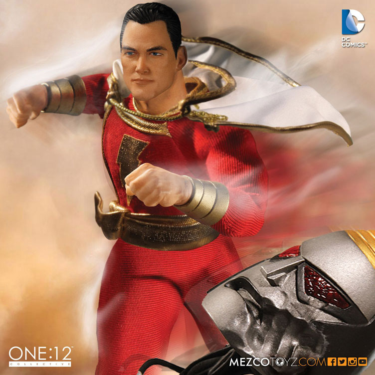 shazam-one-12-collective-action-figure-mezco-toyz-4