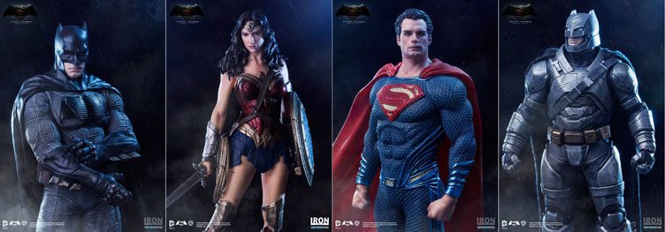 batman-vs-superman-iron-studios-statues