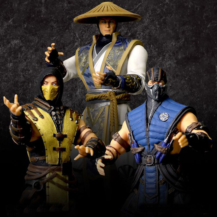 mortal-kombat-action-figures-mezco-toyz-series-one