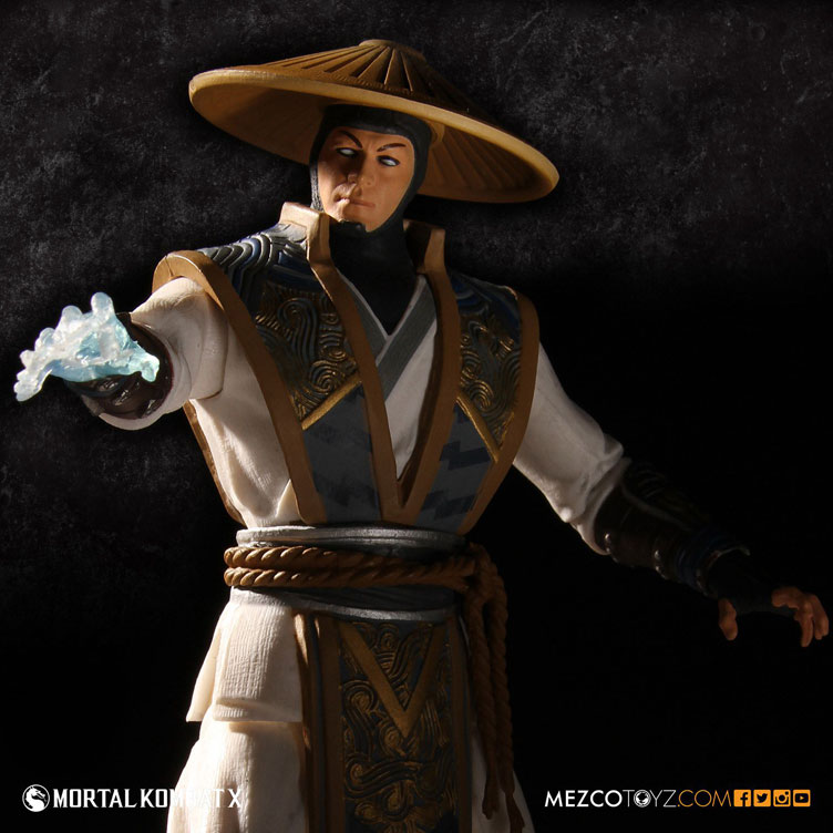 mortal-kombat-x-raiden-action-figure-mezco-toyz-2