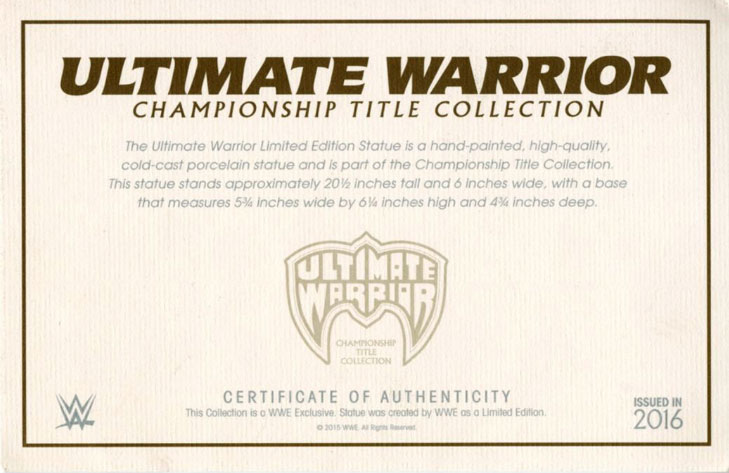 ultimate-warrior-championship-statue-certificate