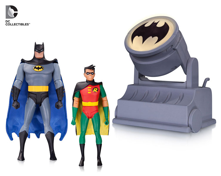 batman-and-robin-animated-series-action-figures-with-bat-signal