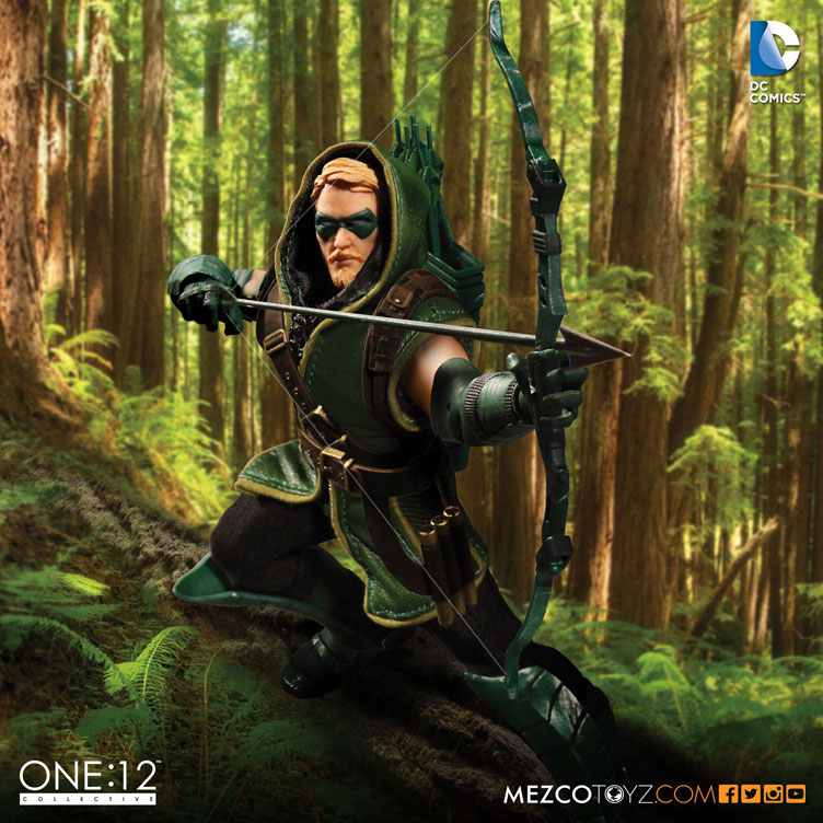 green-arrow-one-12-collective-action-figure-mezco-toyz-2