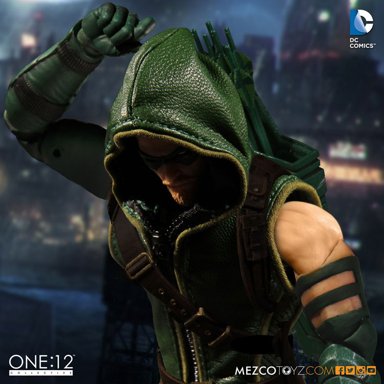 green-arrow-one-12-collective-action-figure-mezco-toyz-3