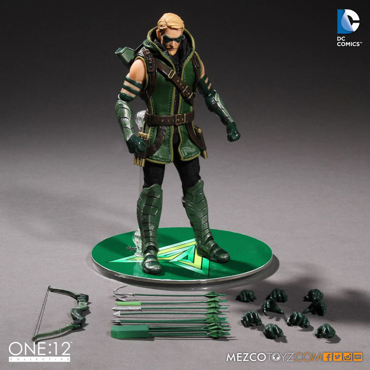 green-arrow-one-12-collective-action-figure-mezco-toyz-8