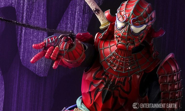 spider-man-samurai-action-figure