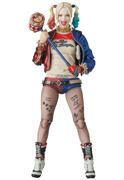 suicide-squad-harley-quinn-mafex-medicom-action-figure-2