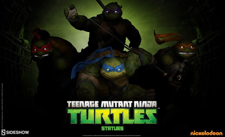 tmnt-out-of-the-shadows-statues-sideshow-collectibles