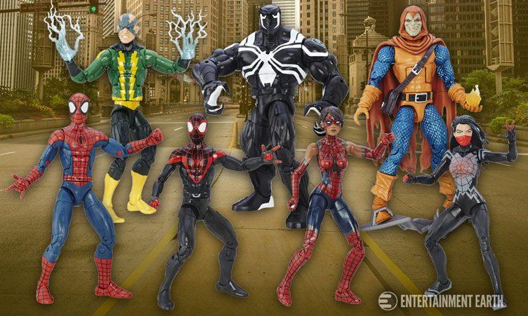 amazing-spider-man-marvel-legends-action-figures-wave-6