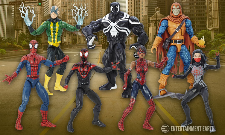 amazing-spider-man-marvel-legends-action-figures-wave-6