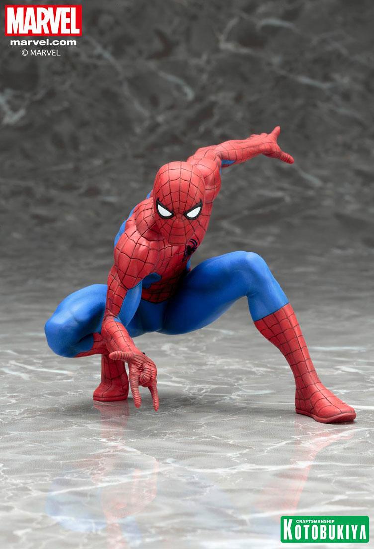 kotobukiya-amazing-spiderman-artfx-statue-2