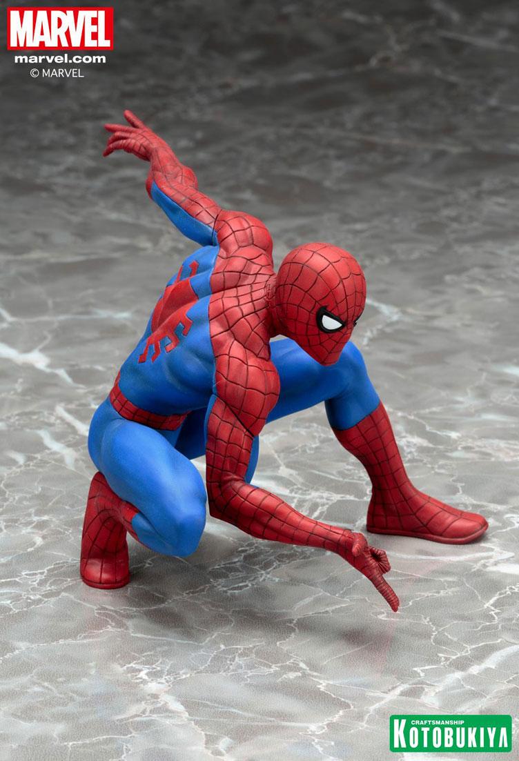 kotobukiya-amazing-spiderman-artfx-statue-3