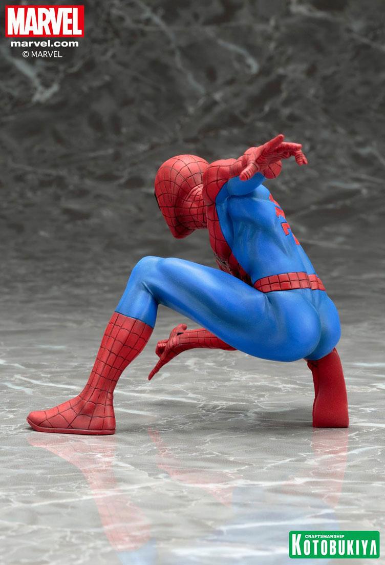 kotobukiya-amazing-spiderman-artfx-statue-5