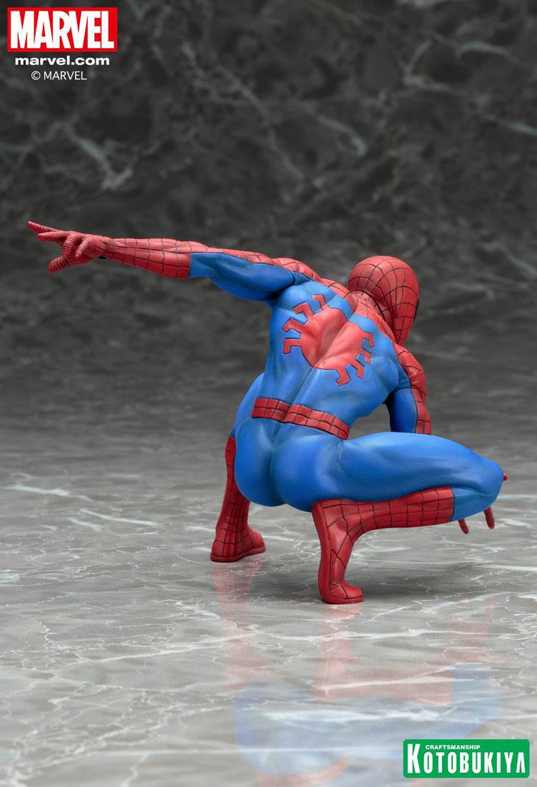 kotobukiya-amazing-spiderman-artfx-statue-6