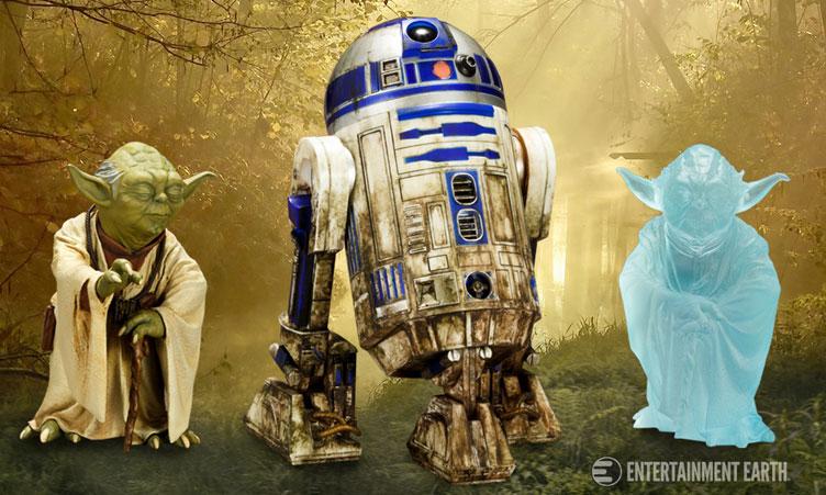 star-wars-yoda-r2-d2-dagobah-statue-pack-kotobukiya
