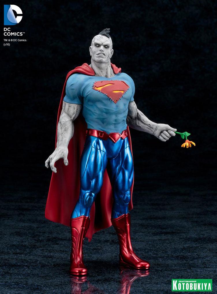 Bizarro Superman New 52 Artfx Statue By Kotobukiya