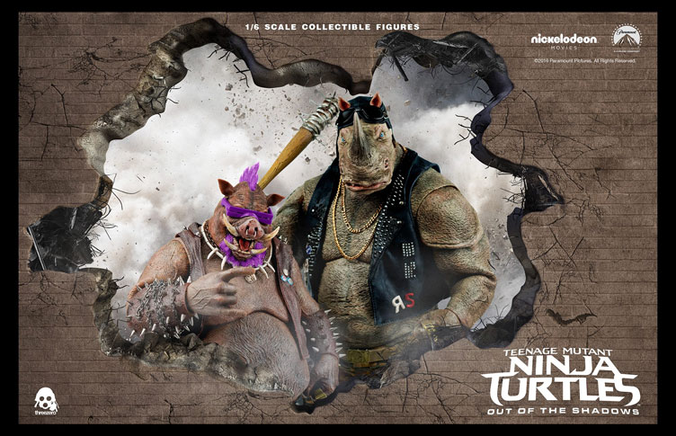 tmnt-out-of-the-shadows-bebop-and-rocksteady-figures-threezero