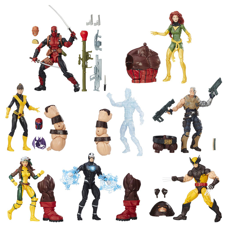 x-men-marvel-legends-action-figures-wave-1
