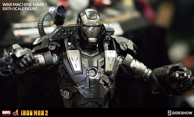 war machine cast