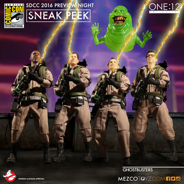 mezco-toyz-ghostbusters-one-12-collective-figures