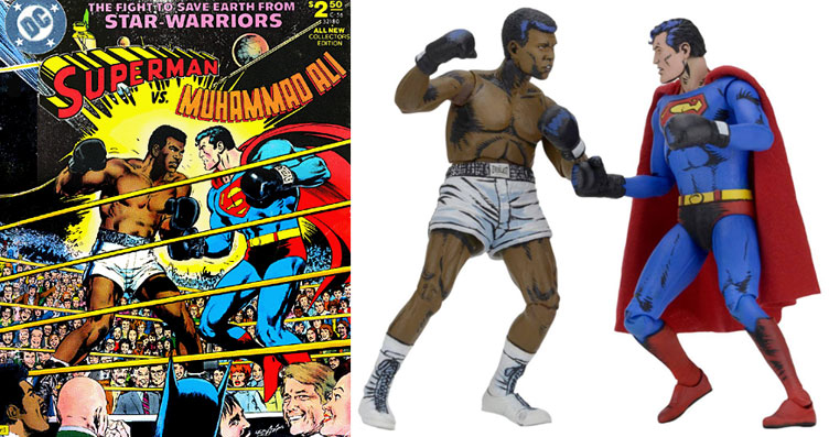 neca-superman-vs-muhammad-ali-action-figures