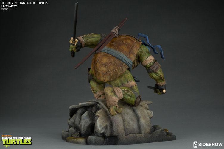 tmnt-leonardo-sideshow-collectibles-statue-12