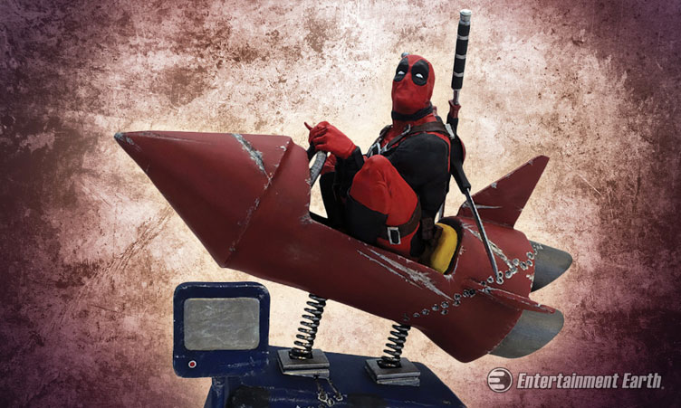 deadpool-rocket-ship-statue