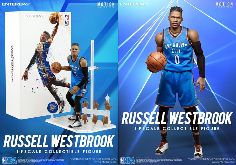 enterbay-russell-westbrook-nba-figure