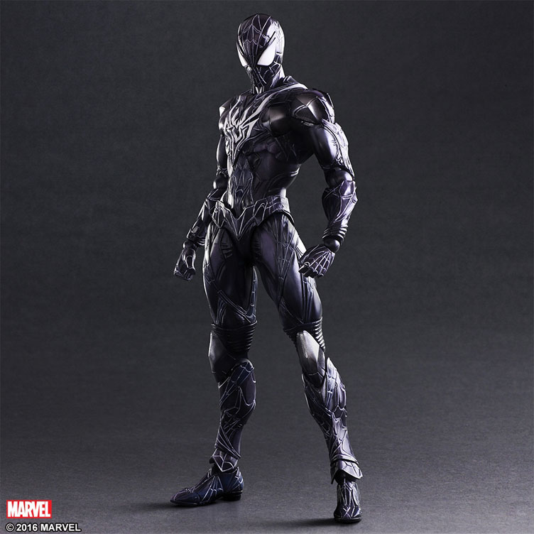 marvel-universe-black-spider-man-variant-action-figure-1