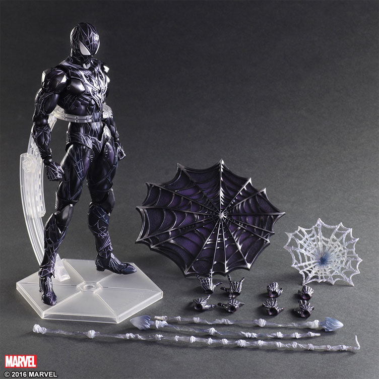 marvel-universe-black-spider-man-variant-action-figure-3