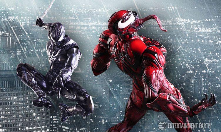marvel-universe-spier-man-and-venom-variant-action-figures