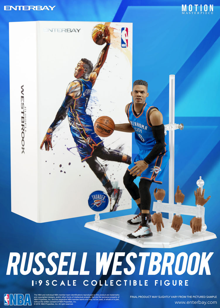 russell-westbrook-nba-action-figure-enterbay-5