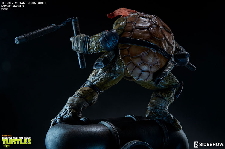 tmnt-michelangelo-statue-sideshow-collectibles-2