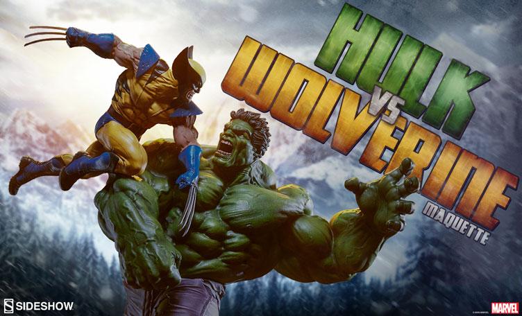 hulk-vs-wolverine-sideshow-statue
