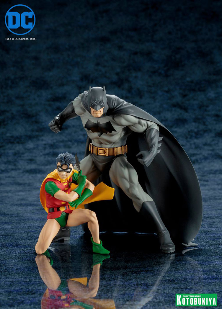 kotobukiya-batman-and-robin-statues-1
