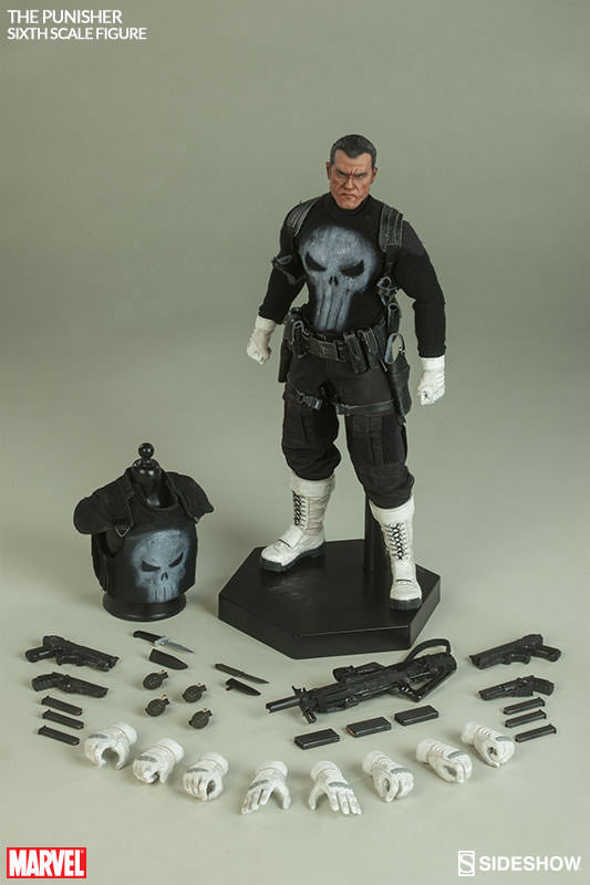 the-punisher-sixth-scale-figure-sideshow-9