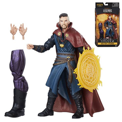 Astral Doctor Strange Action Figure Build A Figure Collection Marvel S Doctor