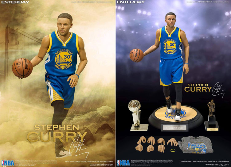 enterbay-stephen-curry-nba-championship-figure
