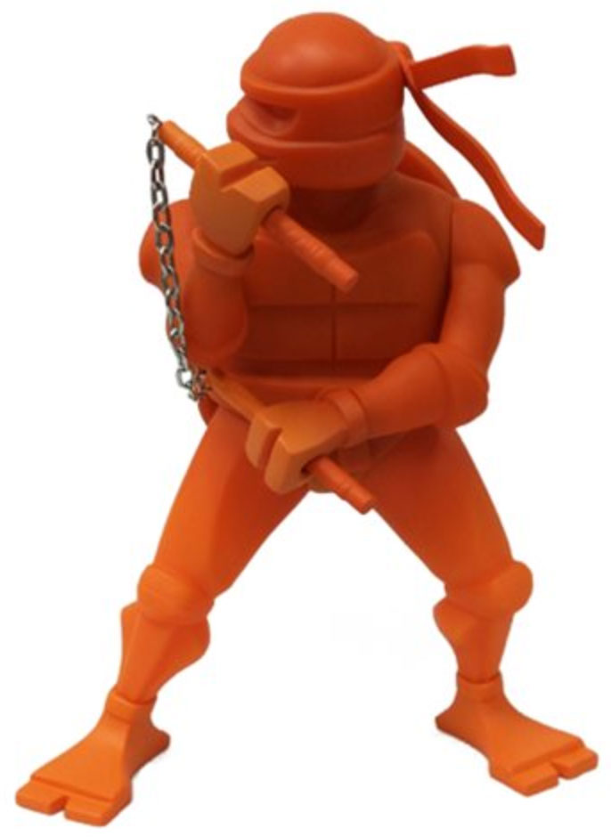 kid-robot-tmnt-michelangelo-medium-vinyl-figure