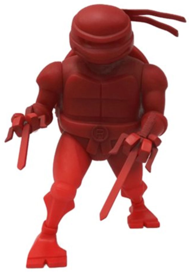 kid-robot-tmnt-raphael-medium-vinyl-figure