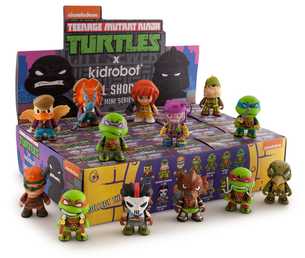 kidrobot-tmnt-mini-figures-series-2