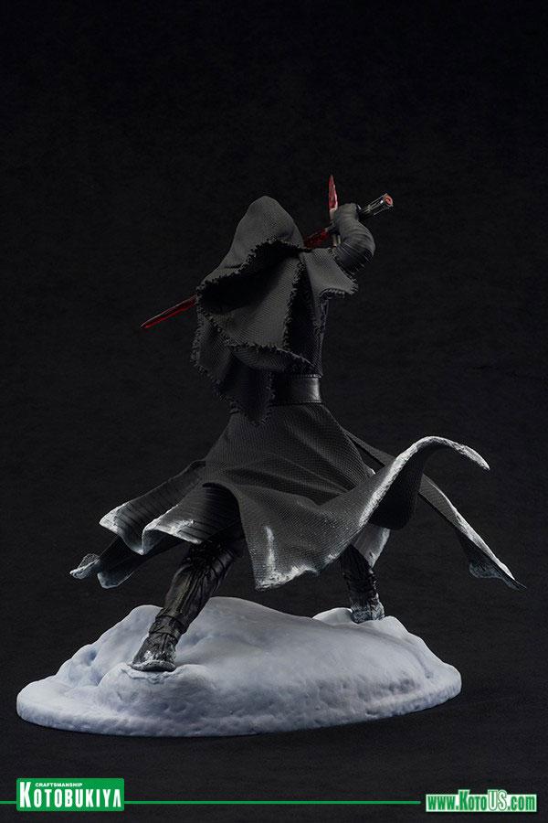 kotobukiya-kylo-ren-artfx-statue-3