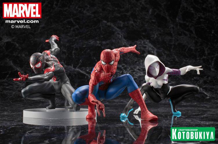 kotobukiya-spider-man-artfx-statues