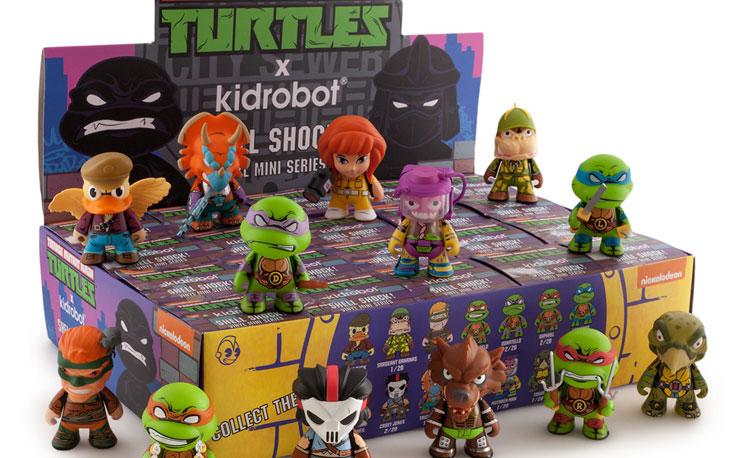 tmnt-kidrobot-mini-figures
