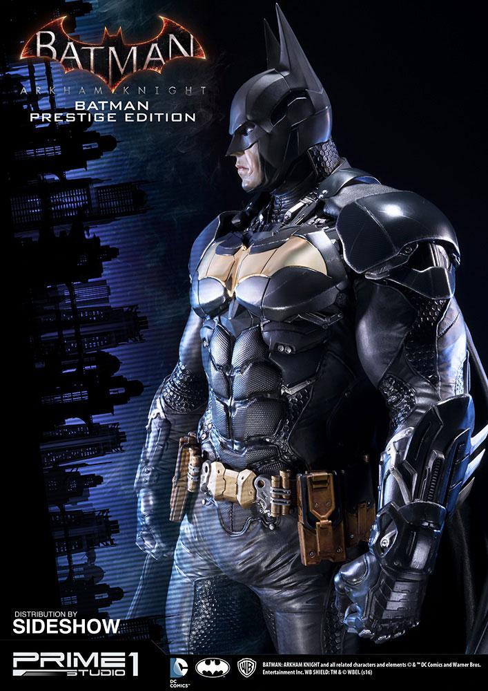 batman arkham knight prestige edition statue by prime 1