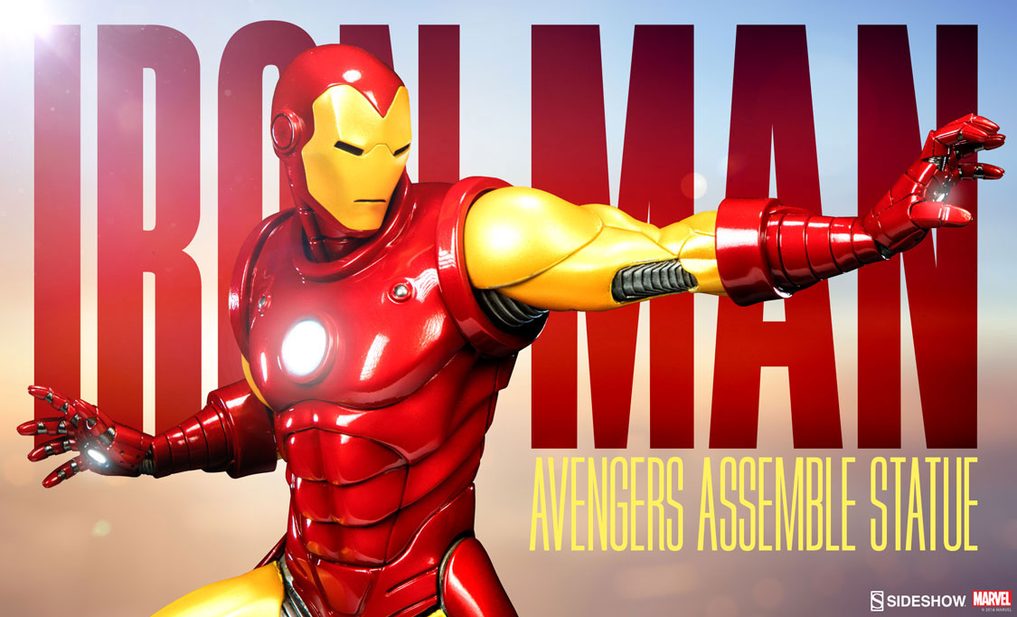 sideshow-avengers-assemble-iron-man-statue-preview