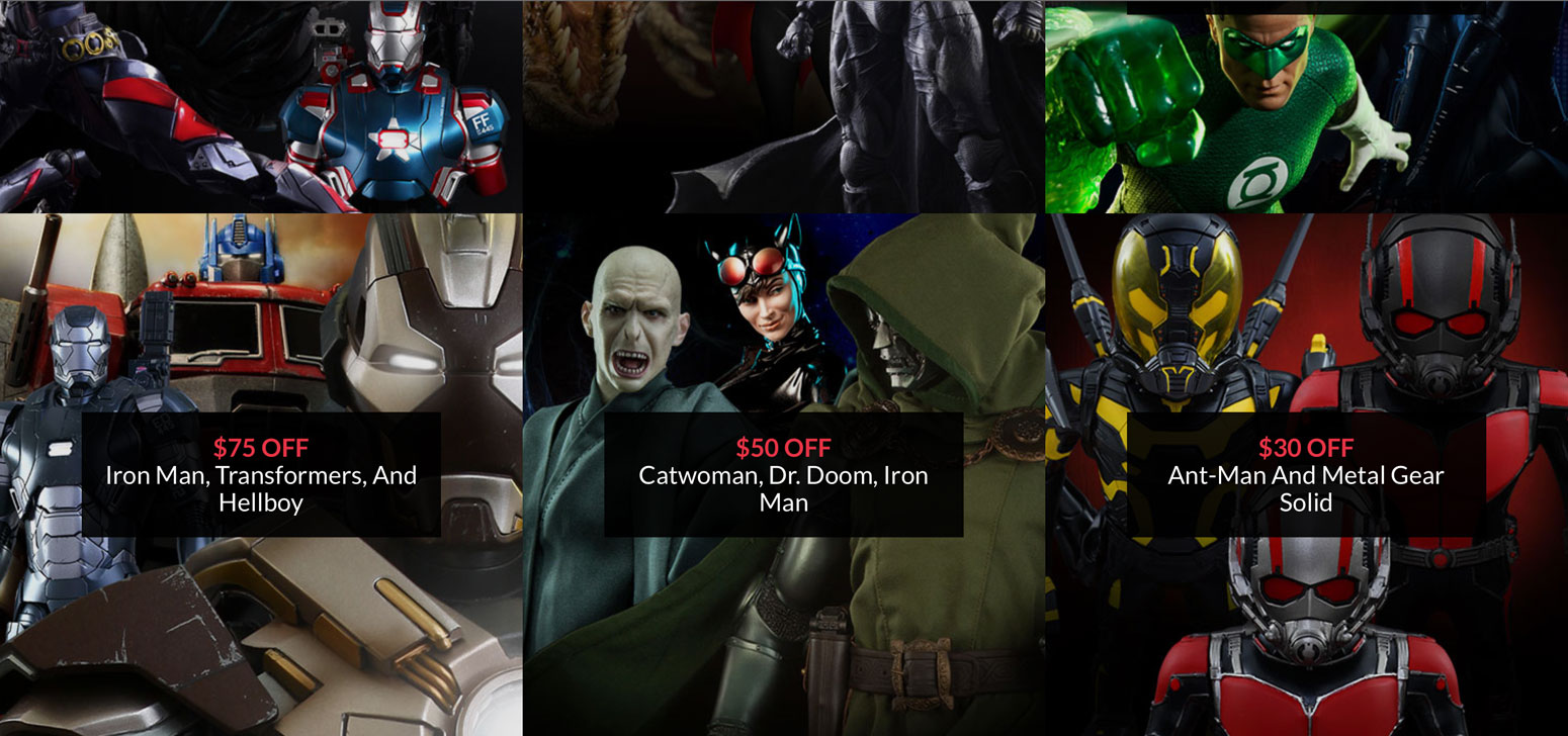 sideshow-collectibles-black-friday-sale-2