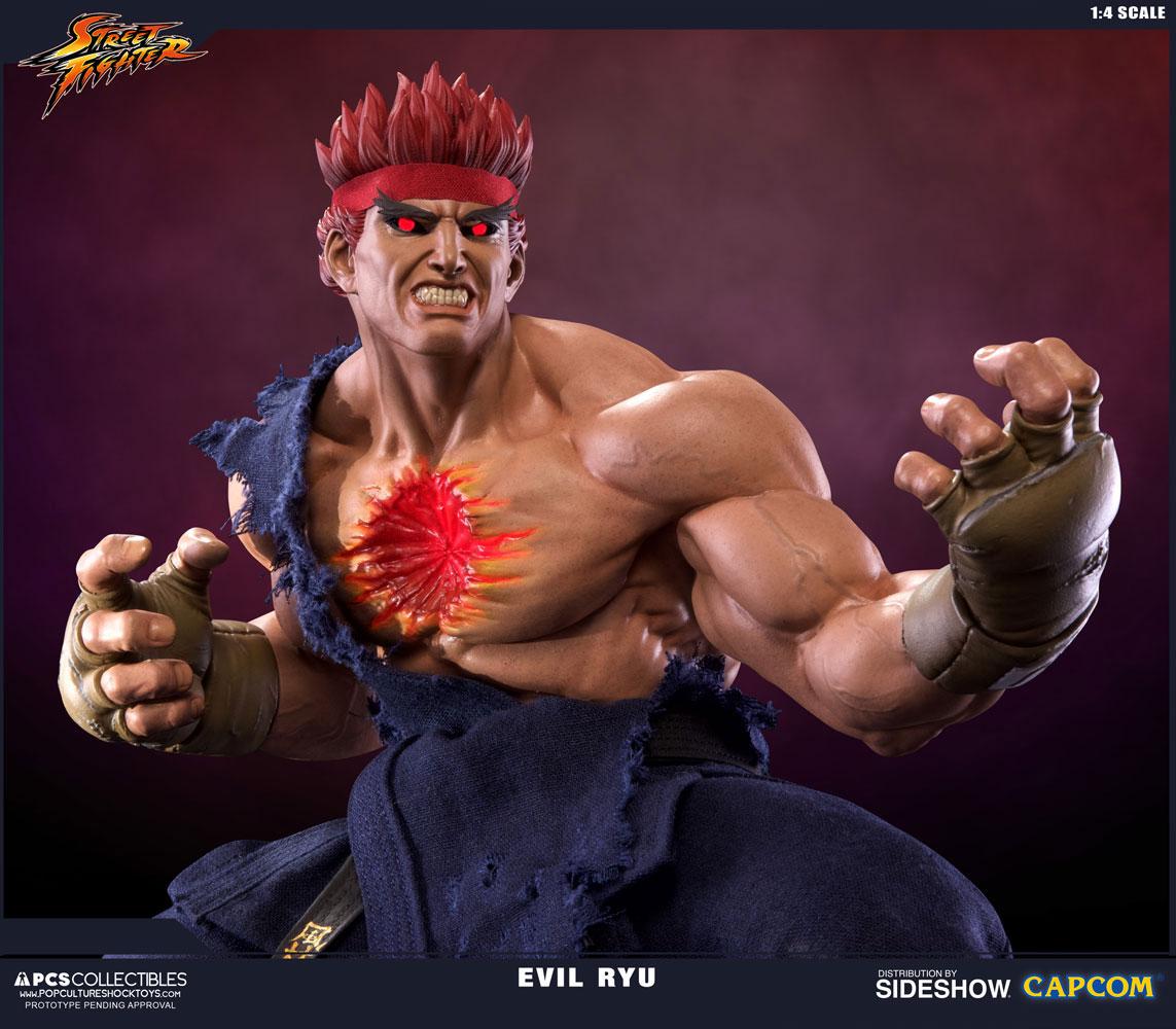street-fighter-evil-ryu-statue-pop-culture-shock-1