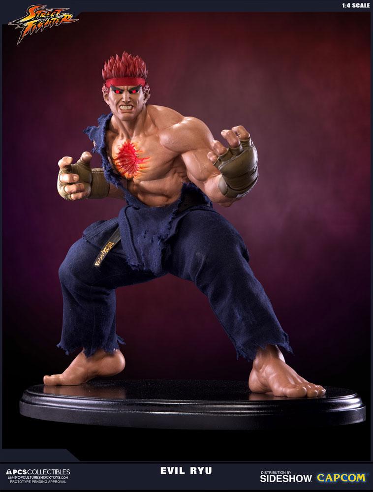 street-fighter-evil-ryu-statue-pop-culture-shock-2