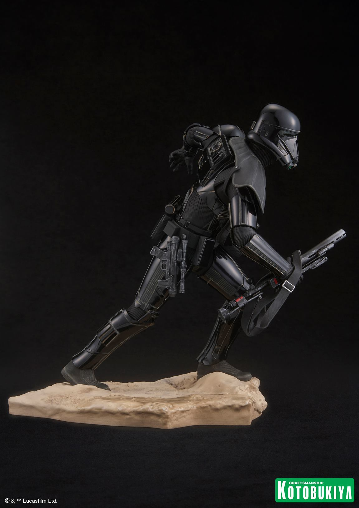Rogue-One-Death-Trooper-ARTFX-Statue-004